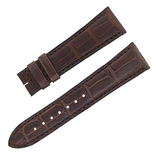 jaeger-lecoultre-19-16mm-genuine-crocodile-brown-leather-mens-strap