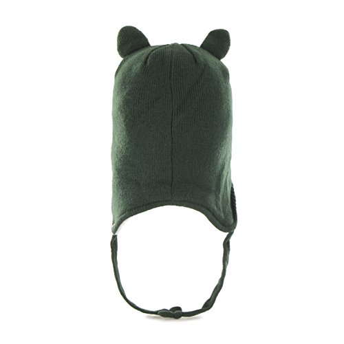 Little Monster Knit Hat - NCAA Michigan State Spartans Toddler '47 Little Monster Knit Hat with Animal Ears and Ear Flaps, Dark Green