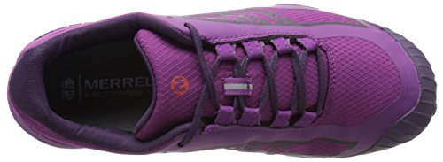 Damen Purple Merrell Ice Violett Traillaufschuhe All Terra WTPF Out RRTq8f