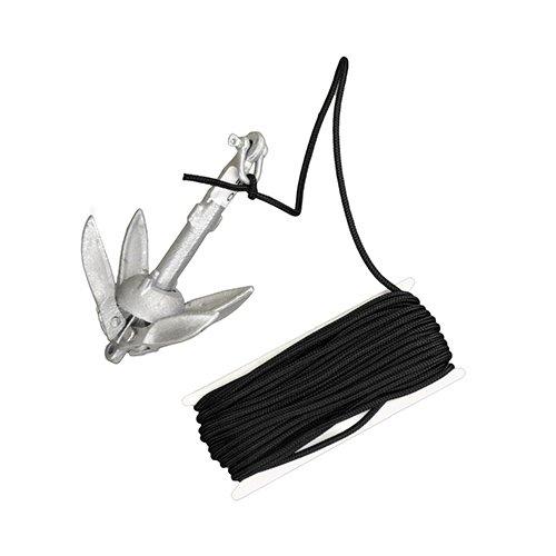 - Scotty Anchor Kit - 1.5lbs Anchor & 50' Nylon Line