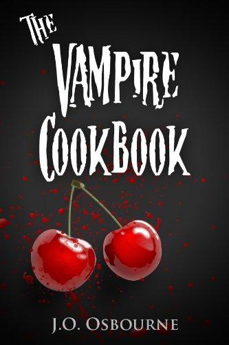 The Vampire Cookbook (The Vampire Zombie Werewolf Cookoff Cookbook)