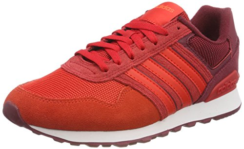 Core Collegiate Red Chaussures Red Burgundy Adidas Core S17 10k Red YXvPIx