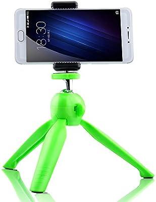 Otha Universal 360 degree rotación Mini trípode con soporte cámara ...