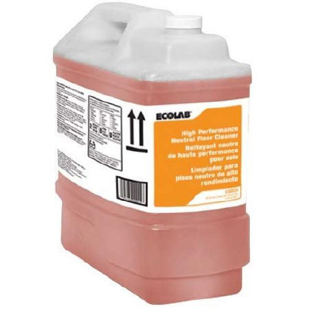 ECOLAB Neutral Floor Cleaner- 2.5 Gallon