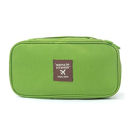 Bag Storage Wash Organizer Bag Green YHLVE Travel Make Bag Bag Cosmetic Portable Storage Toiletry Travel Hanging Up Luggage g417XIq