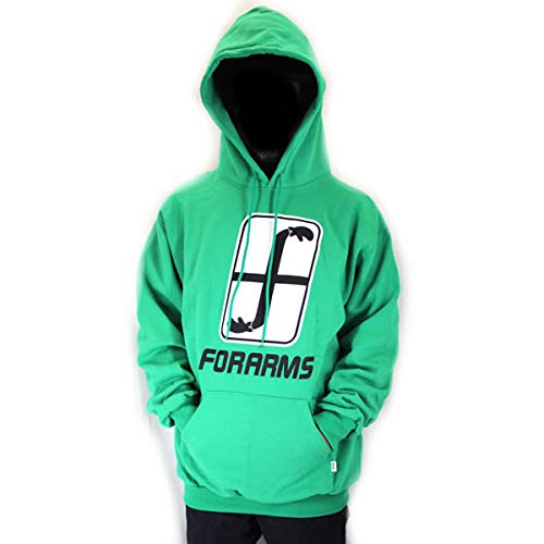 SALMON ARMS スノーボード パーカー SALMON ARMS FORARMS HOODIE サーモンアームズ フード パーカー【C1】  Large