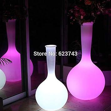 Clásico Exterior Impermeable iluminación lámpara de pie ...