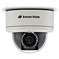 Arecont Vision MegaDome 2 AV3256 3 Megapixel Network Camera - Color, Monochrome AV3256PMIR-S