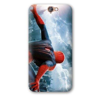Case Carcasa HTC One A9 superheros - - spiderman city B -