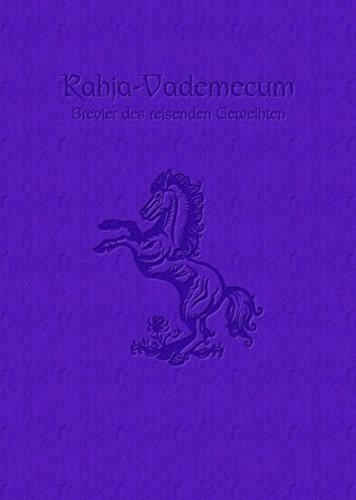 Rahja-Vademecum: Das Schwarze Auge-Gebetsbuch (Das Schwarze Auge: Hintergrundbände für Aventurien (Ulisses))
