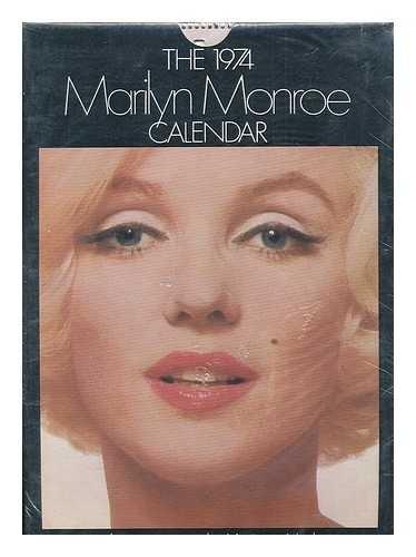 The 1974 Marilyn Monroe Calendar Norman Mailer Amazon Com Books