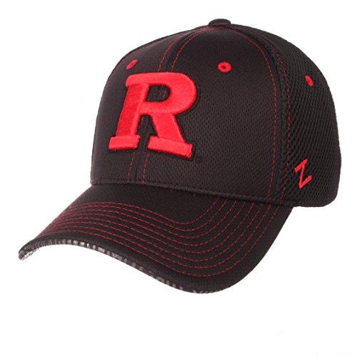 NCAA Rutgers Scarlet Knights Men's Undertaker Hat, Medium/Large, Black