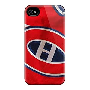 Iphone Cases - Cases Protective For Iphone 6plus- Montreal Canadiens