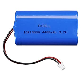 Lithium Battery Pack >> Battery Packs Lithium Ion Battery Pack 3 7v 4400 Mah