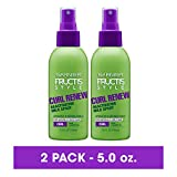 Garnier Fructis Style Curl Renew Reactivating Milk Spray For Curly...