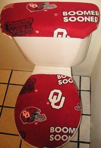 Oklahoma Sooners Toilet Seat Sooners Toilet Seat Sooners