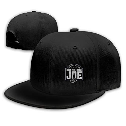 Adjustable Strapback Dad Baseball Cap Detroit-Red-Wing-Jimmy-Howard-Wallpaper-MVP Personalized Trucker Cap Snapback Hat Black
