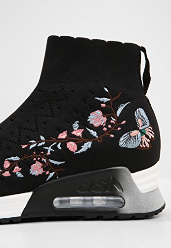 Noir Ash Pour Baskets Femme Noir xgOzw