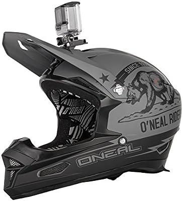 Oneal Fury RL California Casco Bicicleta, Negro, XS: Oneal: Amazon ...