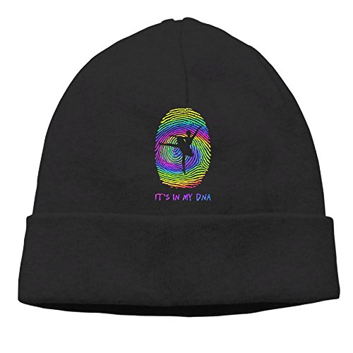 Dempery It's In My DNA Ballet Unisex Fashion Beanie Knit Hat Cap - Sunglasses 58 Dj