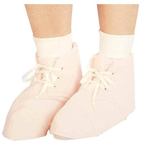Forum Novelties Baby Bootie Shoe Covers - Pink