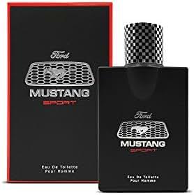 Mustang Sport Black M, 3.4 Ounce