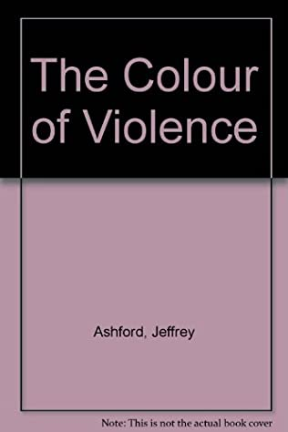 book cover of The Colour of Violence