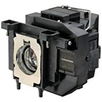 EPSON VS220 Projector Lamp Assembly with High Quality Genuine Original Osram P-VIP Bulb Inside V13H010L67