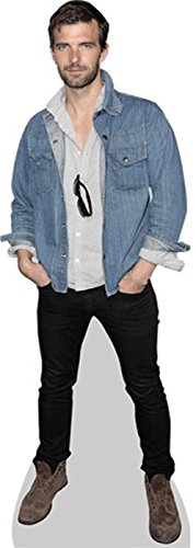 Lucas Bryant Life Size Cutout by Celebrity Cutouts