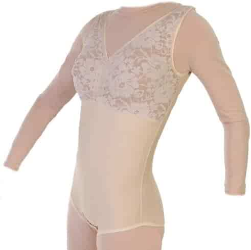 ccfcd1c9319 ContourMD Surgical Brief Body Shaper Without Zippers Compression Garment  Style 32NZ (X-Large