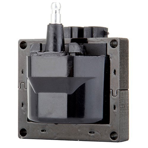 ECCPP Ignition Coil Pack of 1 Compatible with Pontiac Buick Chevy 1985-1996 Replacement for DR37 E46 - Coil Skylark Buick Pickup