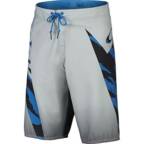 Oakley Men's Bro Zone 21 Boardshort, Stone Gray, - 30 Oakley