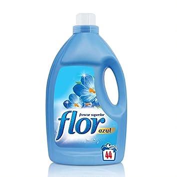 Flor Azul - Suavizante ropa fragancia, 44 lavados: Amazon.es ...