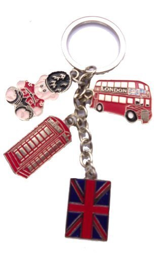 Me encanta London: Bobble autobús de Londres, Telephone, oso ...
