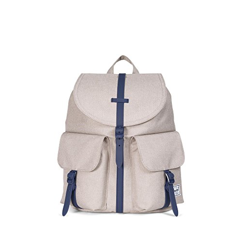 038078a3ec8 Herschel Supply Co. Dawson X-Small, Light Khaki Crosshatch Peacoat Rubber -  Buy Online in UAE.   Apparel Products in the UAE - See Prices, Reviews and  Free ...