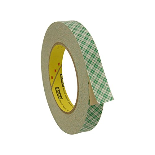 - 3M Scotch 410M Double Coated Paper Tape: 3/4 in. x 36 yds. (Off-White)
