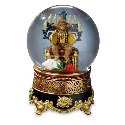 Phantom of the Opera Phantom Memories Water Globe by The San Francisco Music Box Company (Of Monkey Opera Phantom Box Music The)