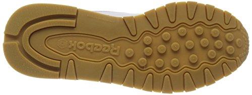 Baskets Weiß Blanc Femme Reebok Classic Bd3156 Leather BSqtwXWwxz