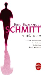 Théâtre : [1], Schmitt, Éric-Emmanuel