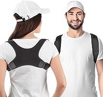 Haltungskorrektur Für MäNner Und Frauen, RückenstüTze Rücken Geradehalter Schultergurt Haltungstrainer, Rückenstrecker...
