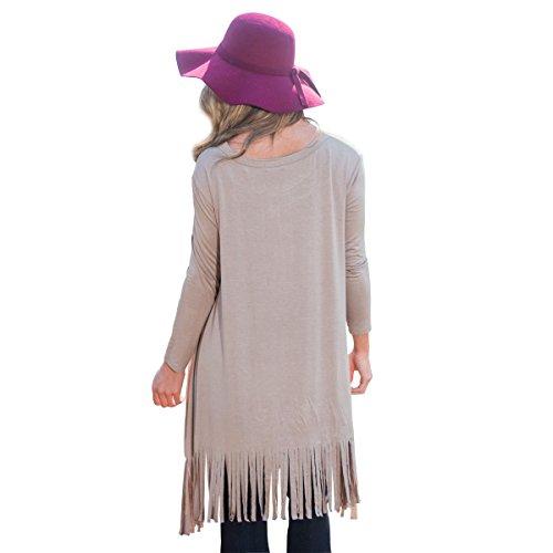 KingField - Robe - Blouson - Manches Longues - Femme Medium