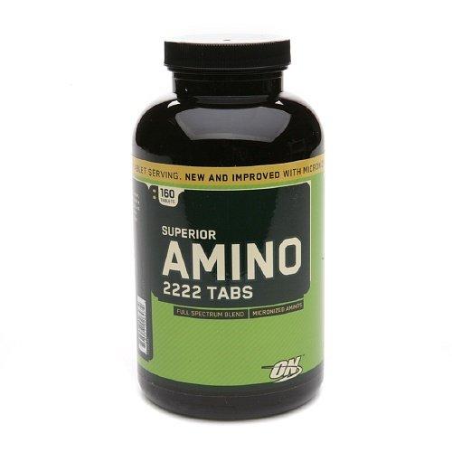 Amino 2222 tabs review
