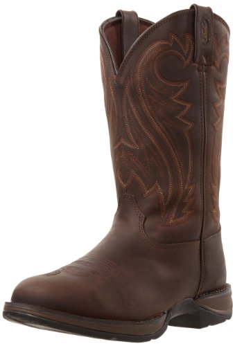 Durango Mens Rebel Db5464 Western Boot Chocolate Wyoming 12 M Us