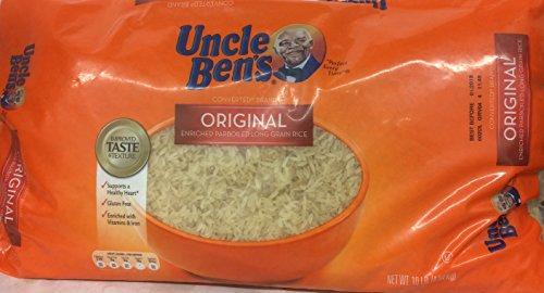 Uncle Ben's Original Long Grain Rice Gluten Free 160 Oz. Pack Of 3. by Uncle Ben's