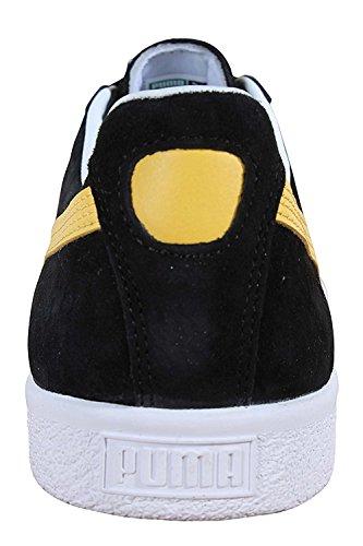 Scarpa atletica leggera Clyde Premium Core Puma nera / solare per uomo
