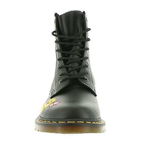 Softy Boot Finda T Martens Black Eye Dr 2 Noir 1460 Flowers 8 nqUH7xBIx