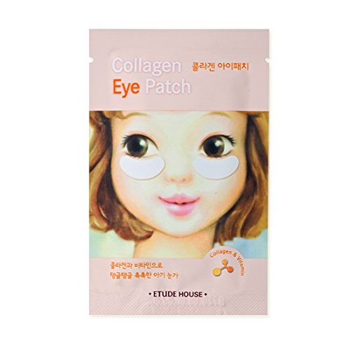 Etude House Collagen Eye Patch - 5 Sheets