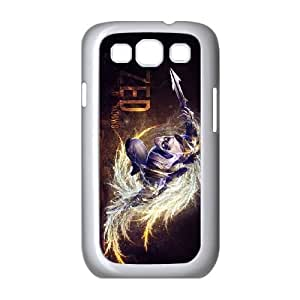 Samsung Galaxy S3 9300 Cell Phone Case White Zed league of legends Fwpl