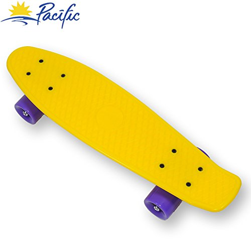 OFF! Retro Mini Cruiser Complete Skateboard Penny Style, used for sale  Delivered anywhere in USA