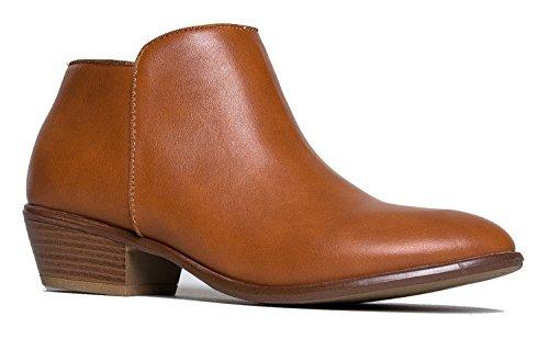 pep toe boots - 7